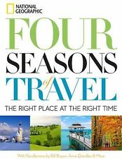 FOUR SEASONS OF TRAVEL - LAWRENCE M. PORGES (HARDCOVER) NEW