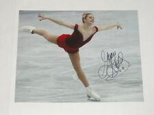 GRACIE GOLD SIGNED 11X14 PHOTO 2014 WINTER OLYMPICS FIGURE SKATING SOCHI PROOF