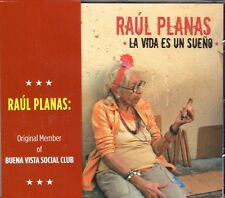 RAUL PLANAS LA VIDA ES UN SUENO      BRAND NEW SEALED   CD