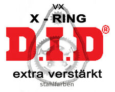 DID X-Ring Kettensatz für Aprilia RS 125 98-01