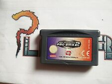 NINTENDO GAME BOY ADVANCE GBA MAX HOFFMAN'S PRO BMX 2 PAL EUR