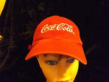 Coke'Cola  baseball hat