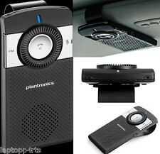 Plantronics K100 Bluetooth Handsfree Speakerphone In Car Kit FM Transmitter NEW