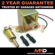 12V ELECTRIC UNIVERSAL PETROL DIESEL FUEL PUMP POSITIVE EARTH TRACTOR FPUP02