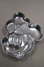 Walt Disney Wilton Mickey Mouse Head Band Leader Cake Pan Mold 515-302