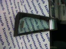 SAAB 9-3 Off Side Rear 1/4 Glass Door Window Unit 2006 - 2010 12792116 5D ESTATE
