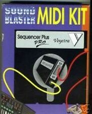 Sound Blaster Midi Kit by Creative Labs   **NIB** FACTORY SEALED