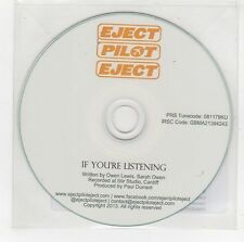 (GG900) Eject Pilot Eject, If You're Listening - 2013 DJ CD