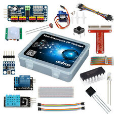 OSOYOO DIY SmartHome System  Internet of things IOT Kit for Raspberry Pi 3 RPI3