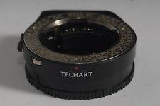 TECHART TA-GE1B Autofocus Contax G to SONY NEX A6000 E A7 A7S/R AF Adapter