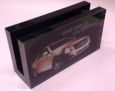 Mary Kay Pink Caddy Card Holder