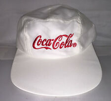 Vtg Coca Cola Coke 5 Panel Long Bill polo supreme Hat Cap Og tommy hilfiger 90s