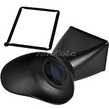 "2.8X 3"" 3:2 LCD viewfinder magnifer for Canon 550D 5D Mark III T2i Nikon D90 V2"