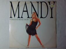 "MANDY Positive reaction 12"" ITALY SMITH STOCK AITKEN & WATERMAN"