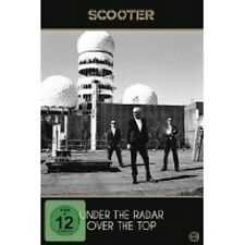 "SCOOTER ""UNDER THE RADAR OVER..."" 2 CD+DVD+3 FAN ITEMS"
