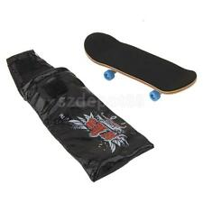 Kids Funny Toys Complete Wooden Fingerboard Maple Wood Finger Skate Board