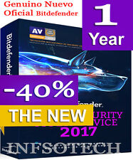 Bitdefender Internet Security 2017 | 3PCs / 1-Year | Genuine Fast shipping