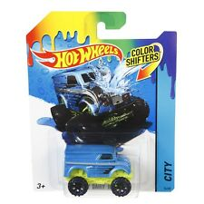 HOTWHEELS 14/48 CITY COLOR SHIFTERS MONSTER DAIRY DELIVER TRUCK HOT WHEELS