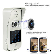 Wi-Fi Video Camera Doorbell Door Phone Wireless Video Intercom Remote Unlock Hot