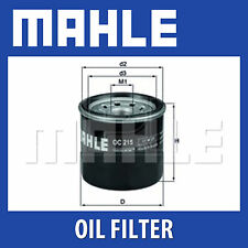 Mahle Oil Filter OC215 - Fits Daihatsu, Suz. - Genuine Part