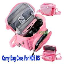 Travel Game Case Carry Pouch Bag Shoulder Strap For Nintendo 3DS LITE DSi XL HOT