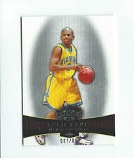 2006-07 Topps Triple Threads #52 Chris Paul Hornets /899
