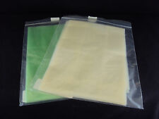 10 Debbie Meyer Food Storage Bags, 5 Green (Produce) and 5 Cream (Bread)