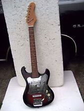 TEISCO, KIMBERLEY, ZIMGAR GUITAR, JAPAN, 1960'S, 1 PU, WANG BAR