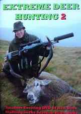 EDH 2 UK RED DEER STALKING HUNTING SCOTLAND DVD