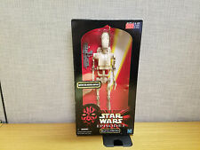 "Star Wars 12"" Action Collection Battle Droid Action Figure Brand New!"