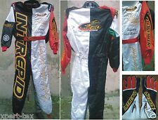 Intrepid Go Kart Race Suit CIK/FIA Level 2