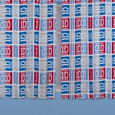 One Direction Craze 66 X 72 Inch Drop Curtain Pair Brand New Gift