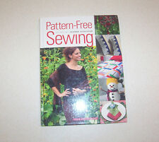 """Pattern-Free Sewing"" Craft Pattern Book Hardback"