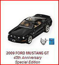 2009 Hallmark FORD MUSTANG GT Classic American Cars 45th Anniv LE Ornament