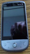 HTC Hero 200 - Silver (Sprint) Smartphone Excellent Used Fast Shipping 8gb sd