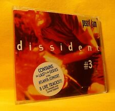 MAXI Single CD Pearl Jam Dissident Live In Atlanta #3 8TR 1994 Grunge Rock RARE