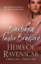 Herederos de Ravenscar De Barbara Taylor Bradford un nuevo libro de bolsillo con Libre P&P