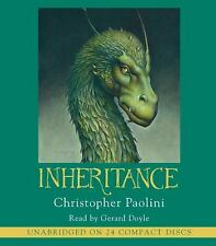 The Inheritance Cycle: Inheritance Bk. 4 by Christopher Paolin (FREE 2DAY SHIP)