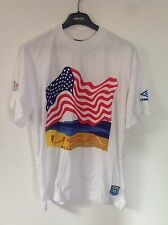 UMBRO BEACH SOCCER T-SHIRT    LARGE     BRAND NEW