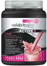 Celebrity Slim Actif Secouer 840g - Fraise