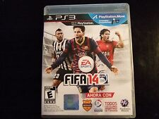 Replacement Case (NO GAME) EA SPORTS: FIFA 14  PLAYSTATION 3 PS3