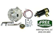 12 Volt Alternator Conversion kit & 12V coil Massey Ferguson TO30 TO35 Tractor