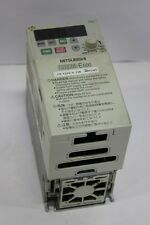 MITSUBISHI FREQROL VARIABLE FREQUENCY DRIVE AC .75kW FR-E520-0.75K INVERTER