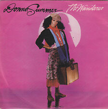 DONNA SUMMER - the wanderer 7""