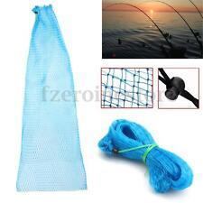 120cm Minnow Crab Catch Fish Fishing Holding Long Keep Bag Mesh Net Drawstring