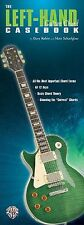 Left-Handed Guitar Chord Casebook Learn to Play Jazz Blues Rock Music Book
