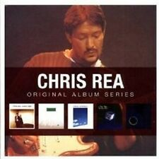"CHRIS REA ""ORIGINAL ALBUM SERIES"" 5 CD NEU"