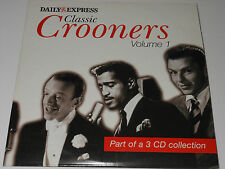 Daily Express Music CD - Classic Crooners - Volume 1