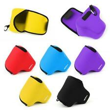 Soft Neoprene Camera case bag For Canon PowerShot SX60 SX50 SX60 HS SX50HS