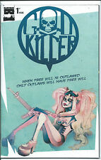 GODKILLER #1 1st Print Black Mask Comics 2014 Cover B NM-